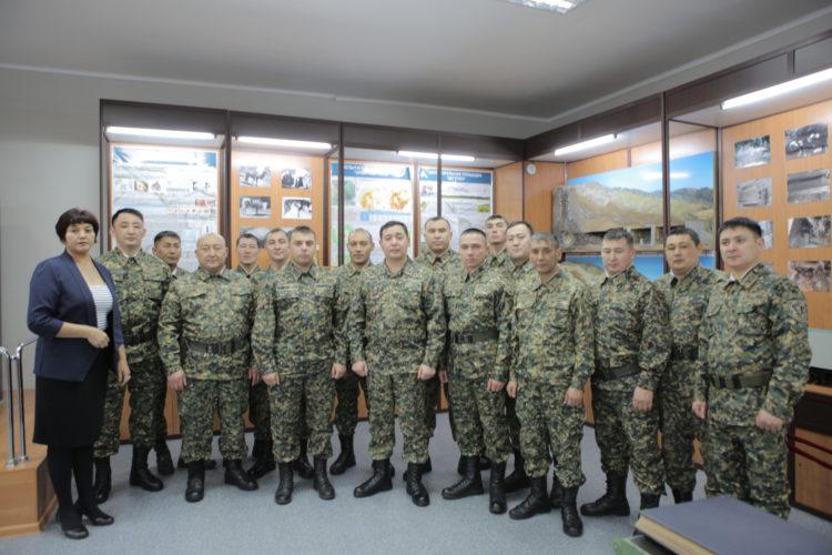 Военнослужащие Национальной Гвардии Республики Казахстан, 04.12.19